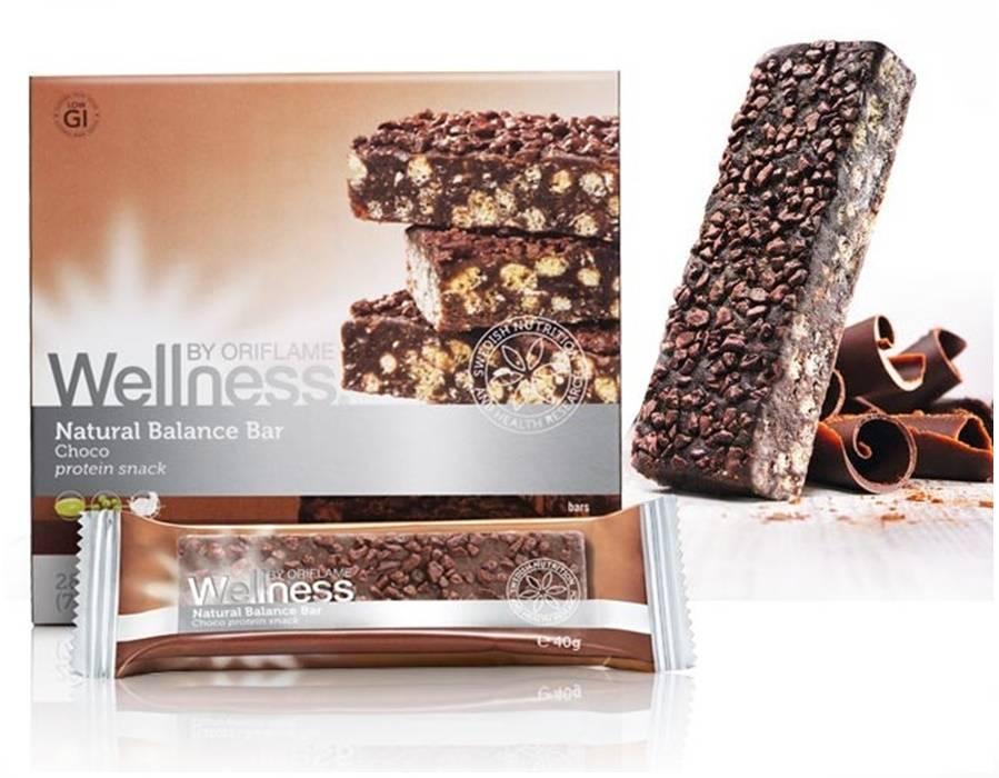 Протеиновый батончик шоколад