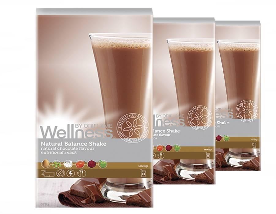 Коктейль Велнес шоколад