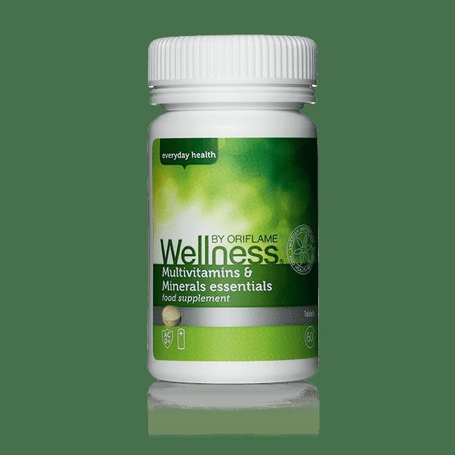 Комплекс витаминов и минералов Орифлейм