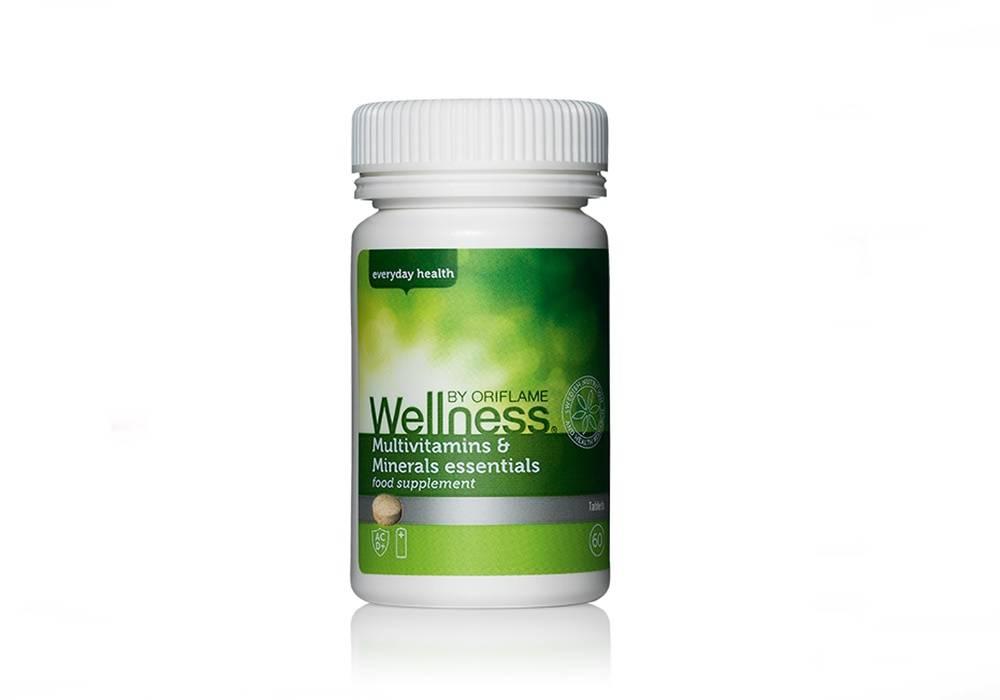 Универсальный комплекс витаминов и минералов