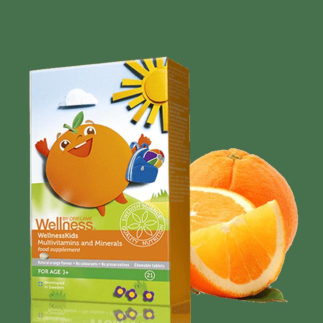 Мультивитамины для детей Орифлейм