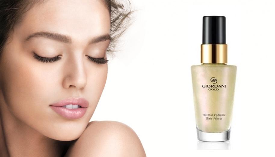 Антивозрастная основа-эликсир под макияж